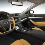 Nissan Maxima 2016 asientos