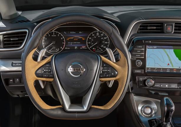 Nissan Maxima 2016 volante