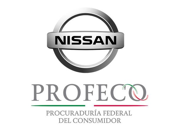 Nissan y Profeco esfuerzo en conjunto.