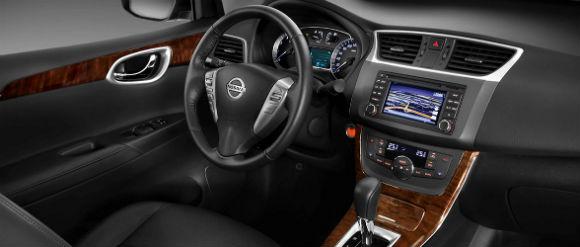 Nissan Sentra 2016, tablero - Autos Actual México