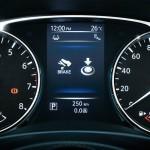 Nissan X-Trail Hybrid controles