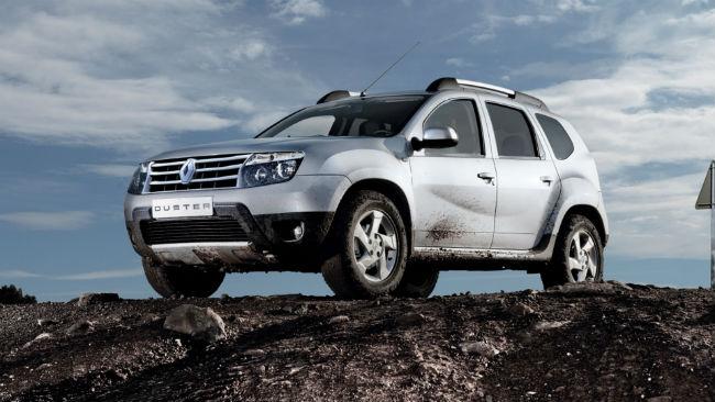 Renault Duster Outdoor 2015 Edicion Limitada paisaje