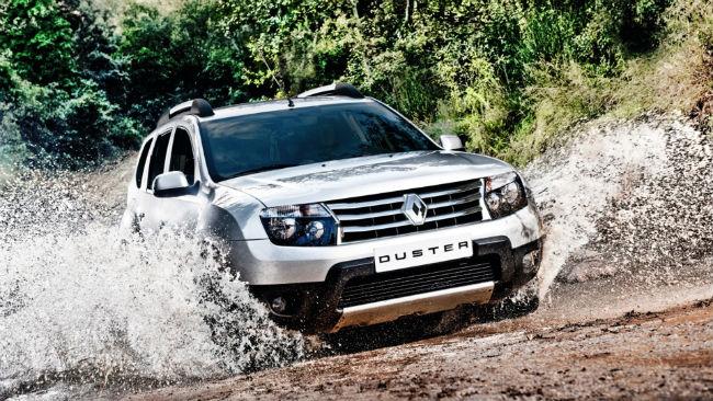 Renault Duster Outdoor 2015 Edicion Limitada