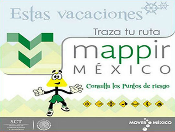 Ruta Mappir México