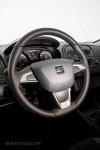 SEAT Ibiza Black en México, volante