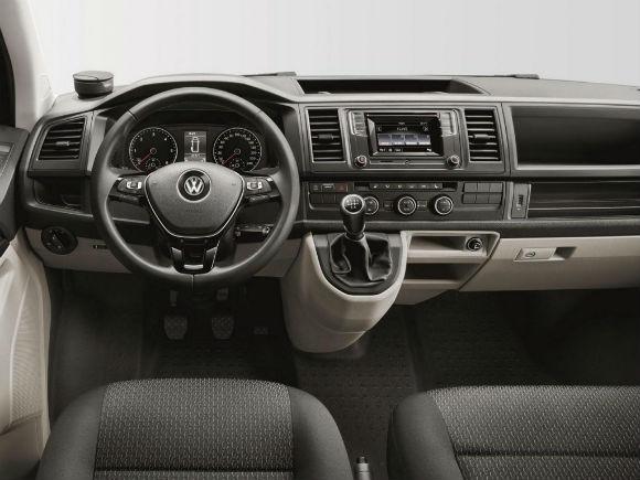 Volkswagen Combi T6 interior