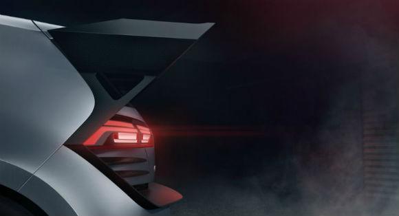 Volkswagen Golf GTI Supersport para Gran Turismo 6, teaser faros