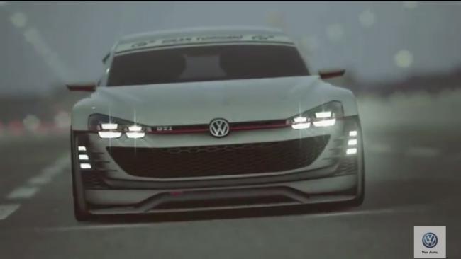 Volkswaguen Golf GTI Supersport Vision Gran Turismo oficial
