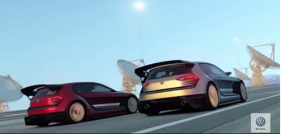 Volkswaguen Golf GTI Supersport Vision Gran Turismo