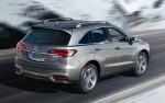 Acura RDX 2016 parte trasera