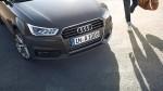 Audi A1 2016 frontal