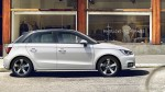 Audi A1 2016 Sportback lateral