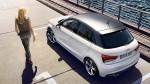 Audi A1 2016 Sportback vista-trasera
