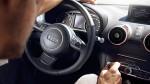 Audi A1 2016 tablero