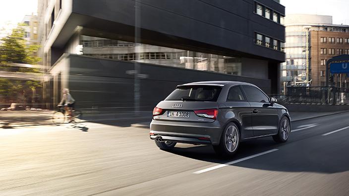 Audi A1 2016 vista-trasera