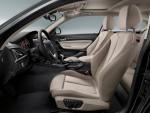 BMW Serie 1 2016 asientos
