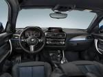BMW Serie 1 2016 interior