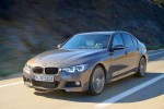 BMW Serie 3 2016 frontal
