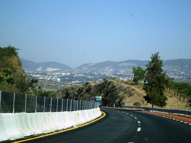 Autopista México-Cuernavaca