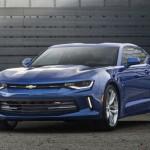 Nuevo Chevrolet Camaro 2016 es presentado oficialmente