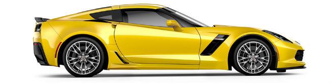 Chevrolet Corvette Z06 2015 lateral