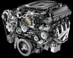 Chevrolet Corvette Z06 2015 motor