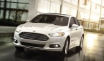 Ford Fusion 2016 Frontal