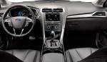 Ford Fusion 2016 interior