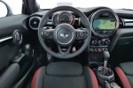 Mini John Cooper Works interior