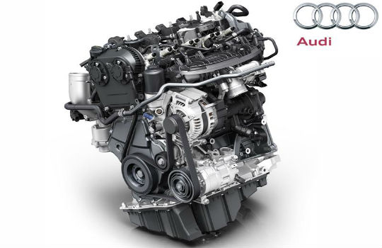 Motor Audi 2.0 TFSi