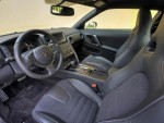 Nissan GT-R 45th Anniversary Gold Edition interior