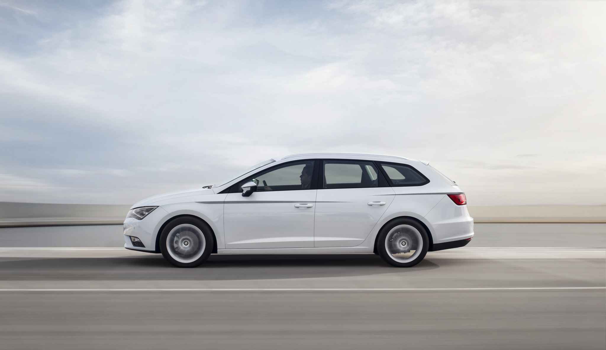 Seat León ST lateral