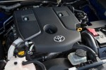 Toyota Hilux 2016 motor