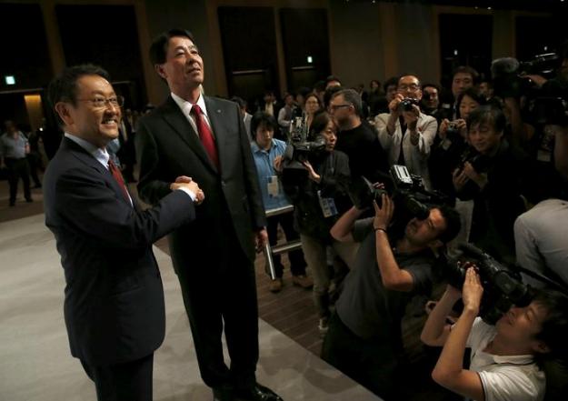 Acuerdo entre Toyota y Mazda