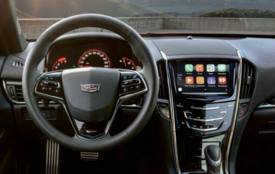 Cadillac con Carplay y Android Auto