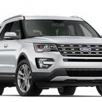 Nueva Ford Explorer 2016 llega a México