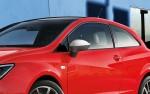 Seat Ibiza SC FR Titanium 2016 en México espejos