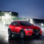 Mazda CX-3 2016 ya disponible en México