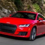 Nuevo Audi TT 2016 llega a México, precios y versiones