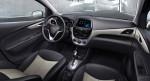 Chevrolet Spark 2016 México interior con pantalla compatible Apple CarPlay y Android Auto