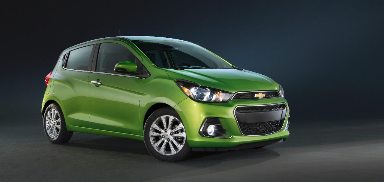 Chevrolet Spark 2016 nueva generación México