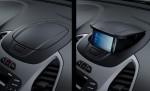 Ford Figo 2016 consola