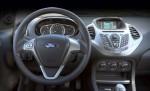Ford Figo 2016 interior