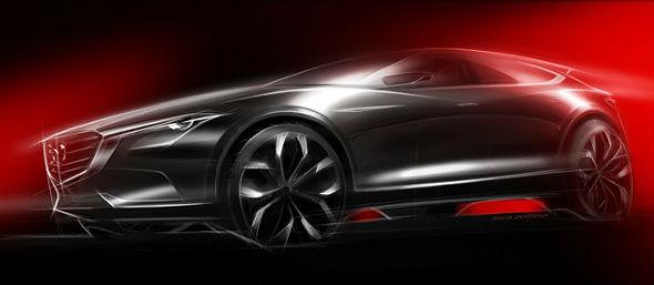Mazda Concept Koeru