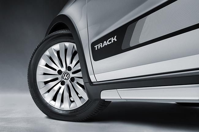 Volkswagen Gol Track 2016 rines