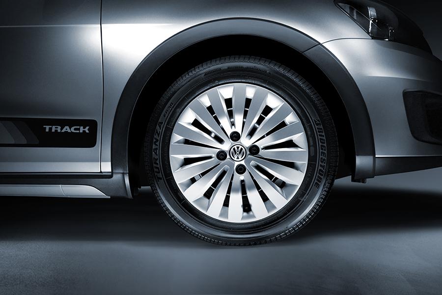 Volkswagen Gol Track 2016
