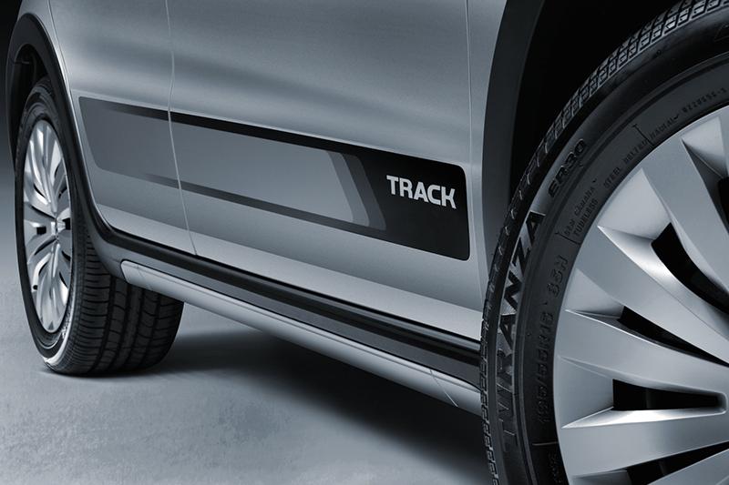Volkswagen Gol Track 2016 México