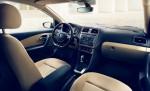 Volkswagen Vento 2016 interior