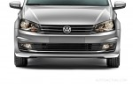 Volkswagen Vento 2016 en México frente