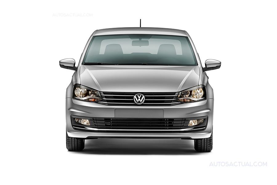 Volkswagen Vento 2016 en México frontal nuevo